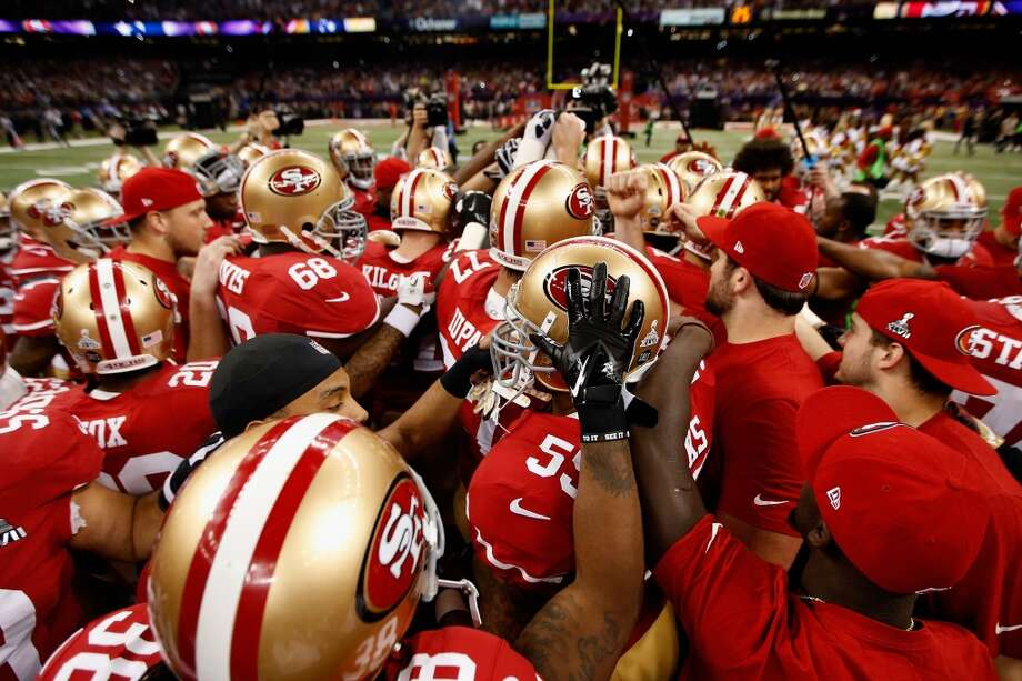 10 reasons to hate the San Francisco 49ersIt's rivalry week in the world of Seattle football. Before the Apple Cup kicks off Saturday, the Seahawks and San Francisco 49ers meet in a Thanksgiving night showdown at the Niners' new Levi's Stadium in Santa Clara, California. There's lots of history between the Hawks and 49ers in even a few short years.And while the teams seem to hate each other, the fans seem to hate each other just as much. Dare we fan the flames? Oh, we dare. Flip through the gallery to rile yourself up for Thursday's primetime matchup. Photo: Chris Graythen, Getty Images