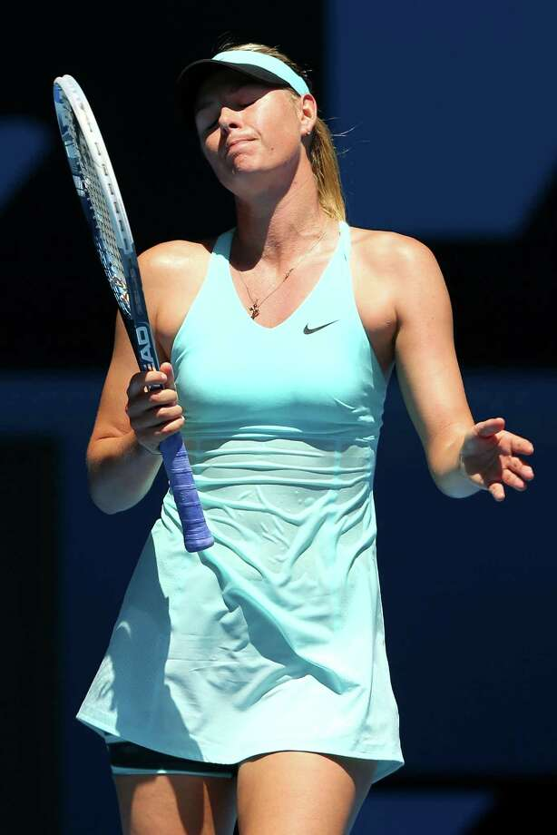 Maria Sharapova Photo: Mark Kolbe, Staff / 2014 Getty Images