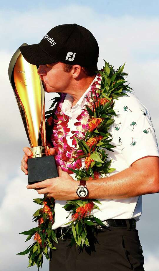 Jimmy Walker of Boerne was winless in his first 187 PGA Tour starts. But Sunday marked his second win in his last six tournaments. Photo: Sam Greenwood / Getty Images / 2014 Getty Images