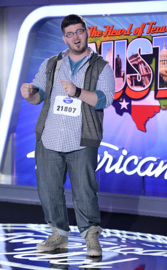 AMERICAN IDOL XIII:Austin Auditions: Contestant Jordan Grizzard performs in front of the judges. AMERICAN IDOL XIII begins with a two-night, four-hour premiere Wednesday, Jan. 15 (8:00-10:00 PM ET/PT) and Thursday, Jan. 16 (8:00-10:00 PM ET/PT) on FOX. CR: Michael Becker / FOX. © Copyright 2013 FOX Broadcasting Co. / 1