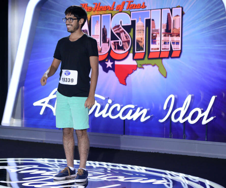 AMERICAN IDOL XIII: Austin Auditions: Contestant Munfarid Zandi performs in front of the judges. AMERICAN IDOL XIII begins with a two-night, four-hour premiere Wednesday, Jan. 15 (8:00-10:00 PM ET/PT) and Thursday, Jan. 16 (8:00-10:00 PM ET/PT) on FOX. CR: Michael Becker / FOX.© Copyright 2013 FOX Broadcasting Co. / 1