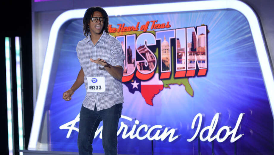 AMERICAN IDOL XIII: Austin Auditions: Contestant Savion Wright performs in front of the judges. AMERICAN IDOL XIII begins with a two-night, four-hour premiere Wednesday, Jan. 15 (8:00-10:00 PM ET/PT) and Thursday, Jan. 16 (8:00-10:00 PM ET/PT) on FOX. CR: Michael Becker / FOX. © Copyright 2013 FOX Broadcasting Co. / 1