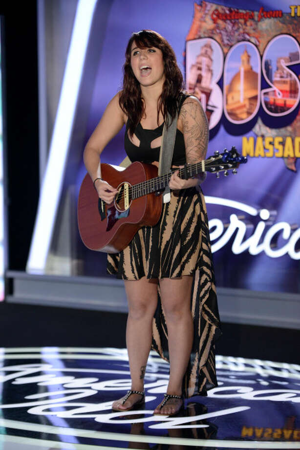 """Singer/songwriter Jillian Jensen, who has competed on """"X Factor"""" and """"American Idol,"""" will perform at Danbury's Heirloom Arts Theatre on Friday. Find out more.  / 1"""