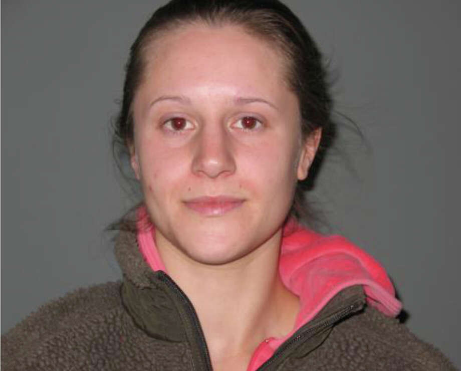 Morgan V. Frawley, 25, of Fairfield, was arrested in October on a charge of risk of injury to a minor after police said she had a sexual relationship with a 15-year-old boy who belonged to her youth group at the Congregational Church of New Canaan, Conn. Photo: Contributed Photo / New Canaan News