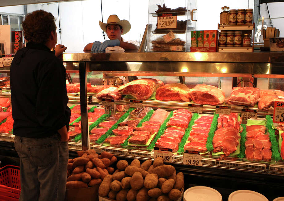 Bolner's Meat Market sells some of the best smoked brisket in town, along with a well-stocked butcher's case of excellent beef at a San Antonio tradition since 1914. Bolner's is located at 2900 S. Flores St., a few blocks south of downtown off U.S. 90 and Probandt; www.bolnersmeatmarket.com. Photo: Helen L. Montoya, San Antonio Express-News / hmontoya@express-news.net