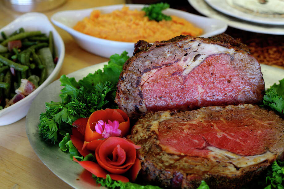 Whether you're looking for a party tray or a specific cut of beef, pork or lamb, Cooper's Meat Market makes all year feel like a holiday. Cooper's is located at 6002 Broadway in Alamo Heights; www.coopersmeatmarket.com. Photo: Shaminder Dulai, San Antonio Express-News / sdulai@express-news.net