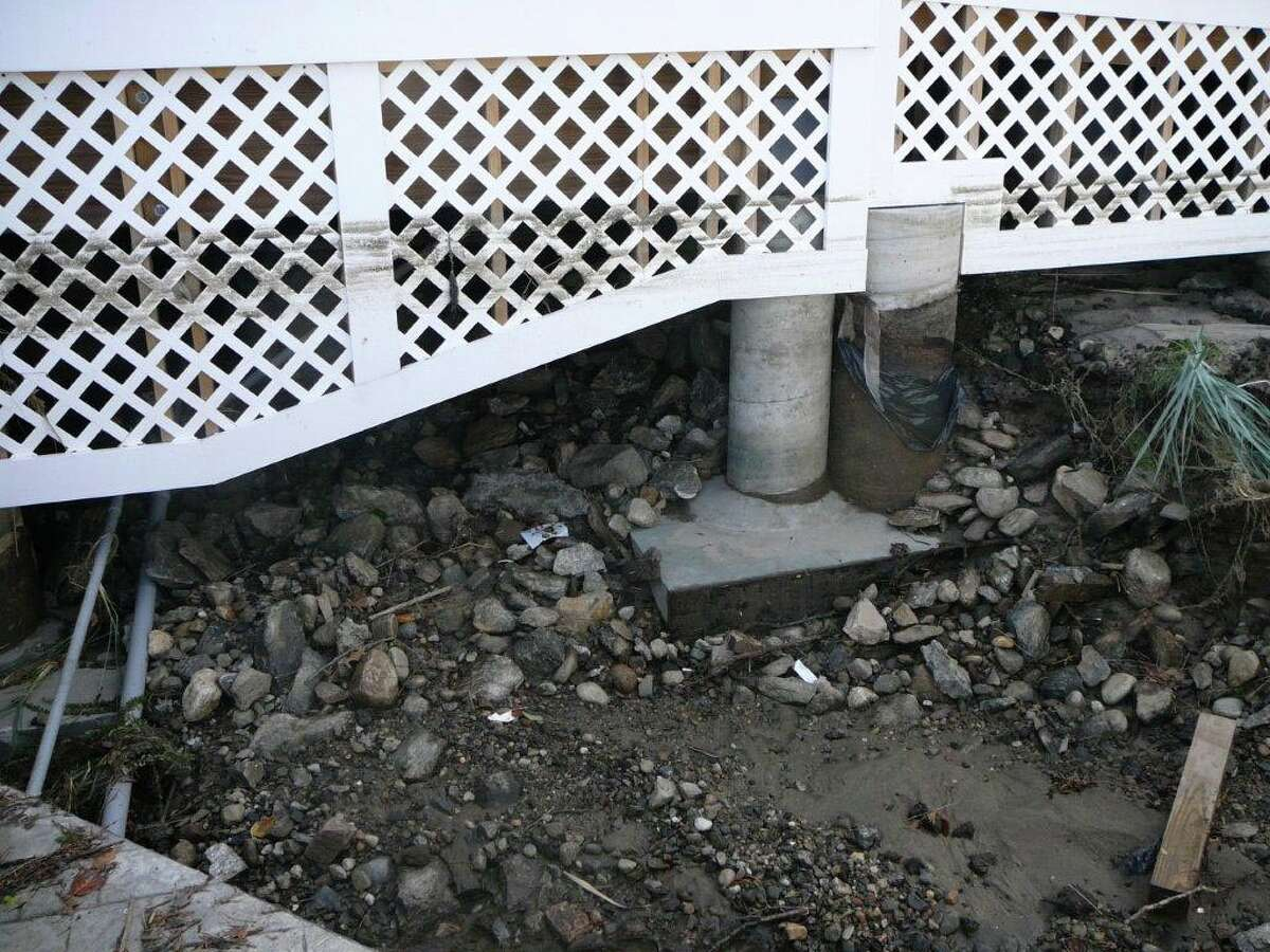 Why didn't the brand-new Penfield Pavilion's underpinnings stand up to the tidal surge of Superstorm Sandy? That question and others will be addressed before a committee recommends what to do with the damaged beach facility, which was open less than one full season.