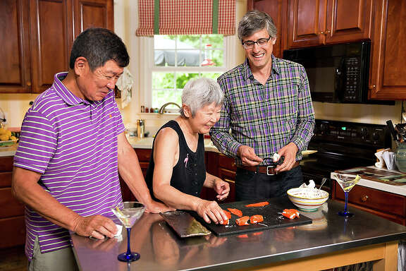 """Mo Rocca of the Cooking Channel's """"My Grandmother's Ravioli"""""""