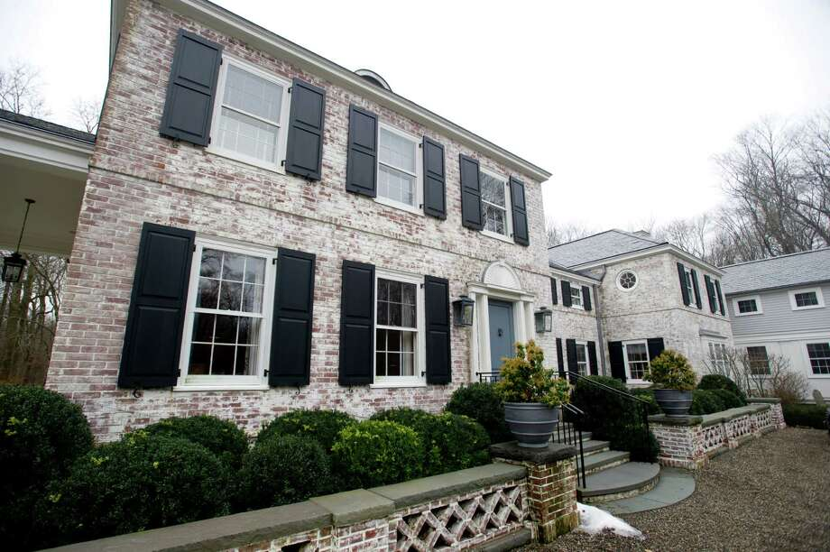 15 Shagbark Road in Darien, Conn., which is on the market for $4.9 million, on Thursday, January 16, 2014. Photo: Lindsay Perry / Stamford Advocate