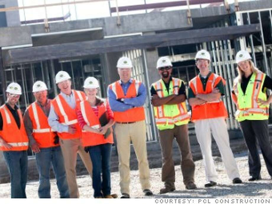 59. PCL Construction EnterprisesPrevious rank: 73Headquarters: Denver, ColoradoSource: Fortune Photo: PCL Construction