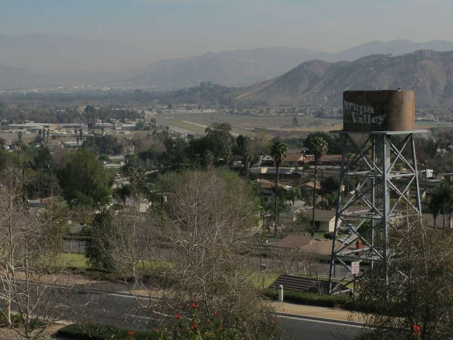 Jurupa Valley in Riverside County, formed in 2011, has seen state funding drop and may disincorporate. Photo: Amy Taxin, Associated Press