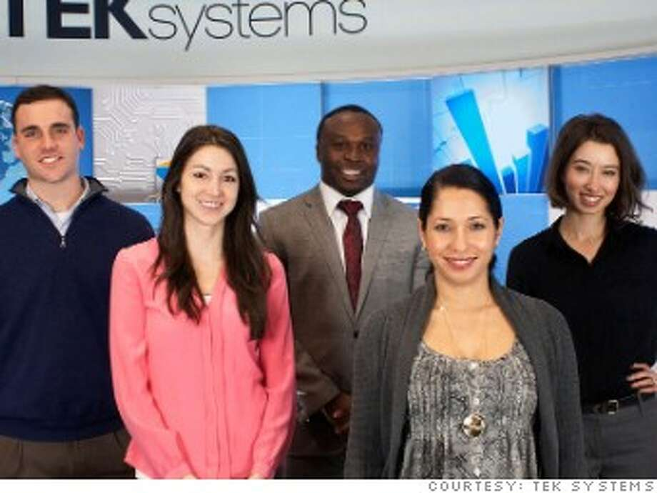 49. TEKsystemsPrevious rank: 79Headquarters: Hanover, MarylandSource: Fortune Photo: TEK Systems