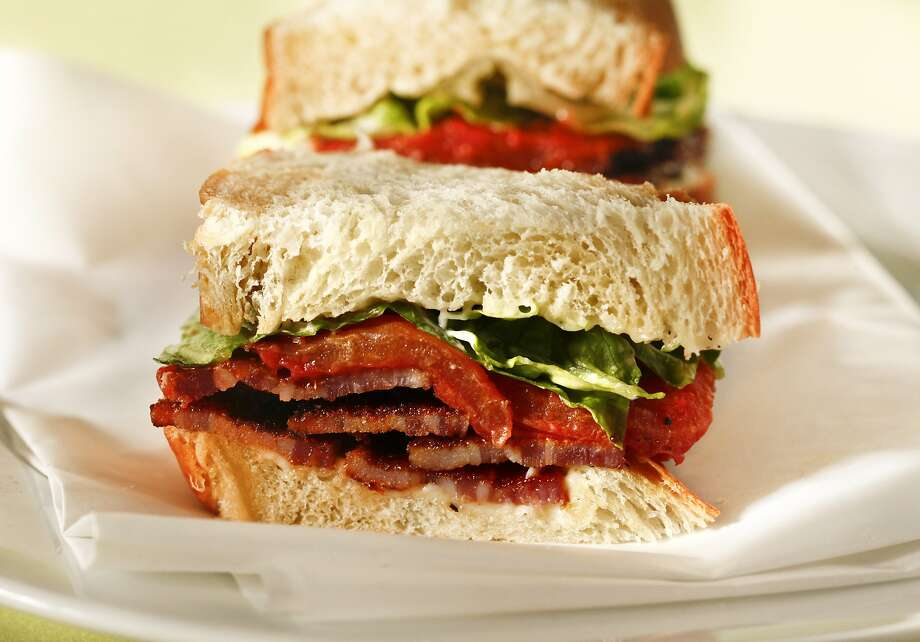 Candied Bacon & Roasted Tomato BLT Photo: Craig Lee, Special To The Chronicle