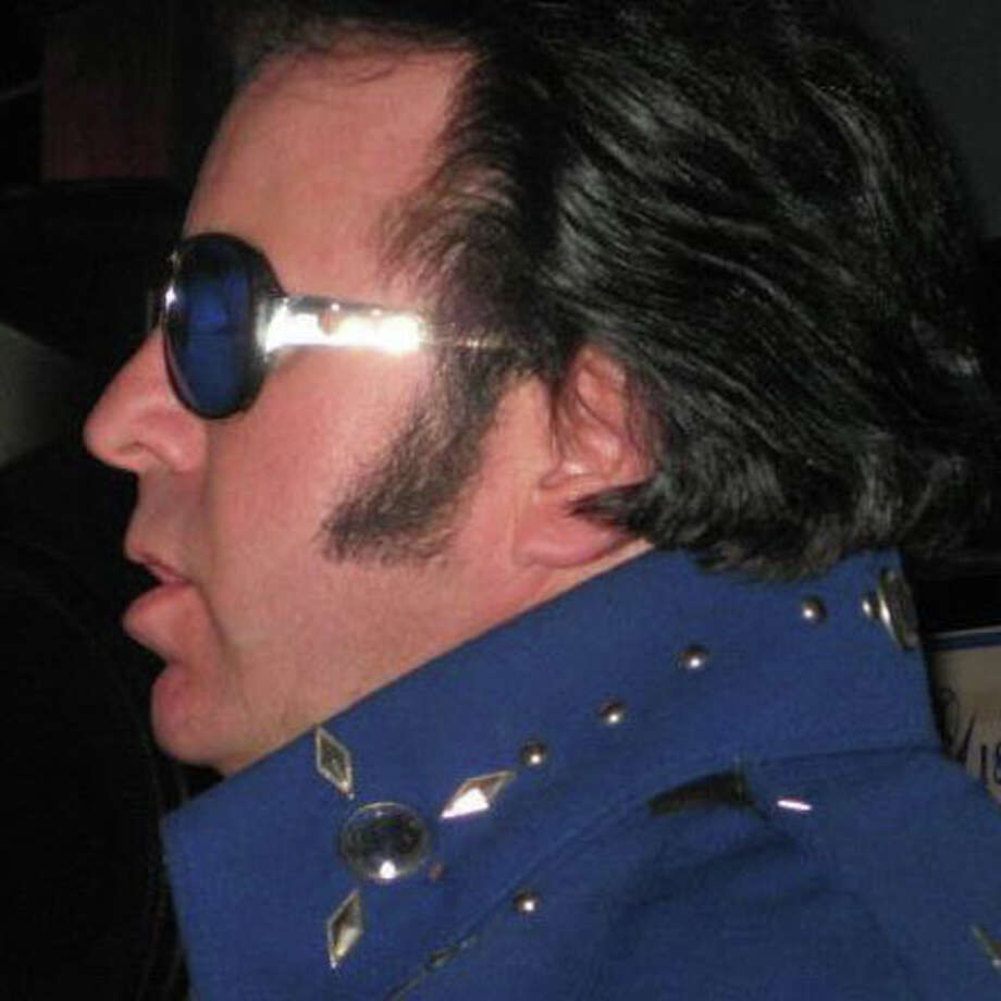 Do a little dancing to Elvis impersonator Brian Martin Saturday at the Fred Astaire Dance Studios. Photo: Contributed Photo / Fairfield Citizen