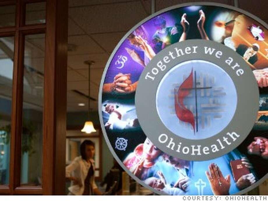 35. OhioHealthPrevious rank: 69Headquarters: Columbus, OhioSource: Fortune Photo: OhioHealth