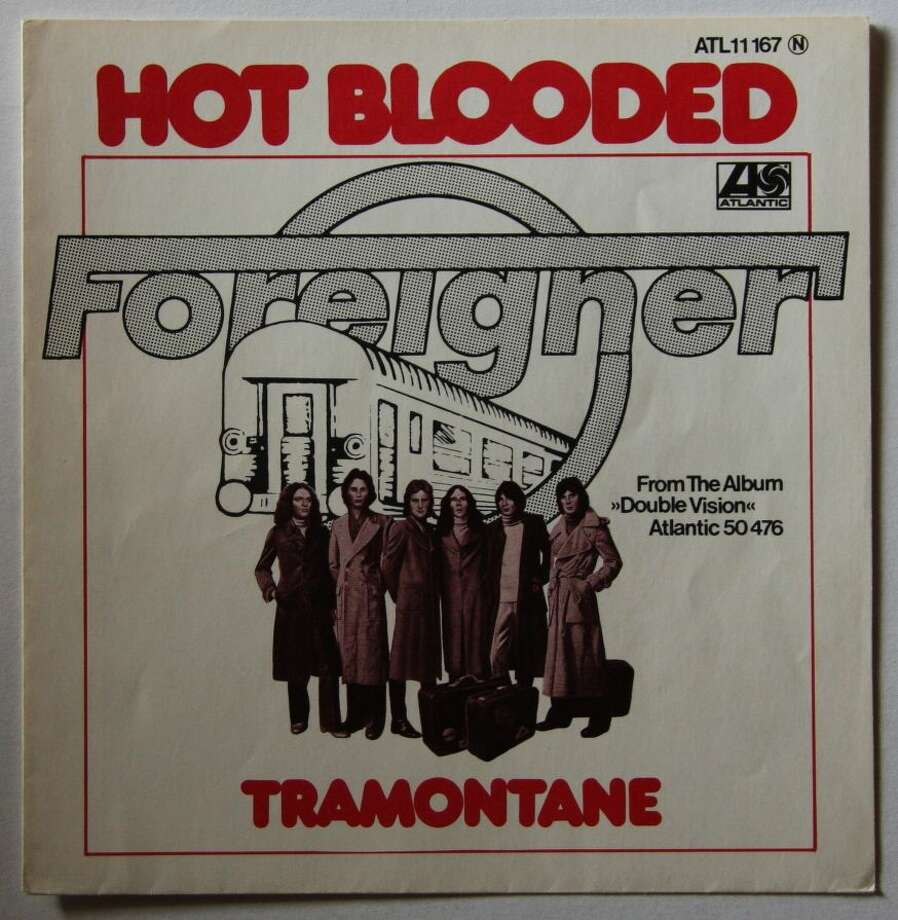 "Foreigner  Sample gross lyric: (All of them, but . . .) ""Are you old enough? will you be ready when I call you bluff?"" From ""Hot Blooded"""
