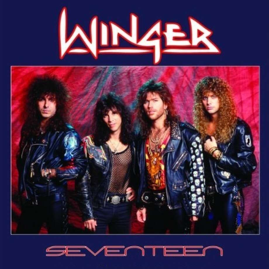 "Winger  Sample gross lyric: ""Daddy says she's too young, but she's old enough for me."" From ""Seventeen"""