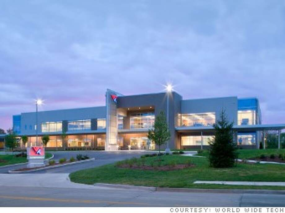 34. World Wide TechnologyPrevious rank: 24Headquarters: St. Louis, MissouriSource: Fortune Photo: World Wide Technology