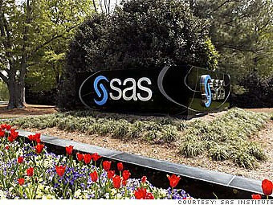 2. SASPrevious rank: 2Headquarters: Cary, North CarolinaSource: Fortune Photo: Glassdoor