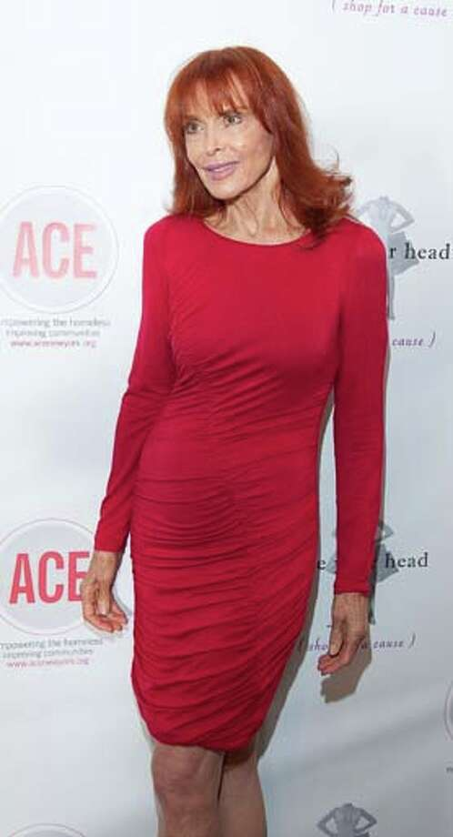 Gilligan's Island Tina Louise attends the Use Your Head, Shop For A Cause benefit at 262 Mott Street on May 4, 2011 in New York City. Photo: Dave Kotinsky, Getty Images / 2011 Dave Kotinsky