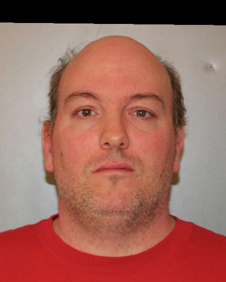 George Lafreniere is charged with first-degree sexual abuse. (State Police photo)