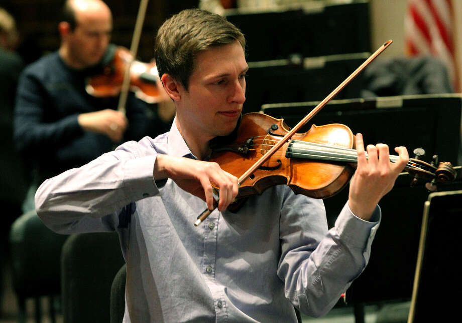 San Antonio Symphony names Gratz, 22, as concertmaster - San