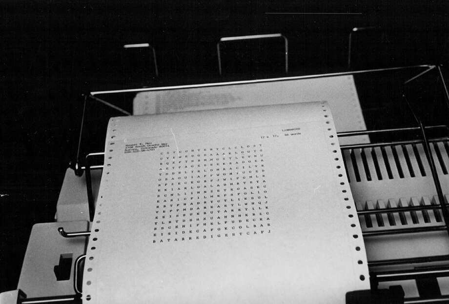 We were going to say dot matrix printers were obsolete, but really, when's the last time you needed to print something?PHOTO: This sophisticated printer at The Denver Post takes seconds to give a puzzle in 1981. Photo: Ed Maker, Getty Images / (C) 2010 The Denver Post, MediaNews Group