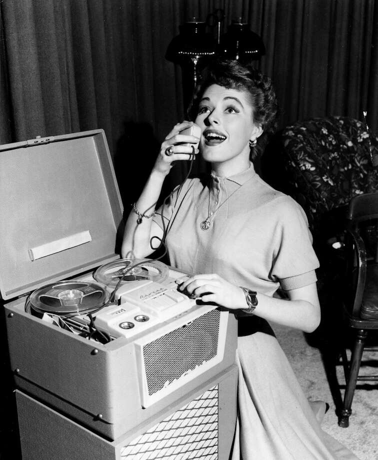 The preferred recorder nowadays seems to be not a recorder at all, but a smartphone.PHOTO: Actress Eleanor Parker uses a reel to reel tape recorder, circa 1955. Photo: GAB Archive, Getty Images / 1955 GAB Archive