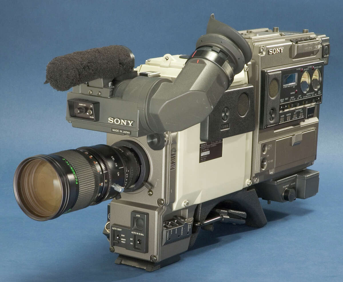 Unless you ran a TV station, you probably never owned a beta anything, anyway.PHOTO: The original professional Betacam Camcorder, circa 1982, was initially designed to be used for news gathering.