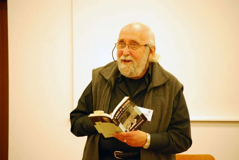 Poet Jerome Rothenberg's career spans more than 50 years and includes nearly 80 books of poetry, translation and assemblage. Photo: Aldon Lynn Nielsen
