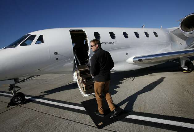 Private Jet Offers Wonderful  If Fleeting  Moments  SFGate