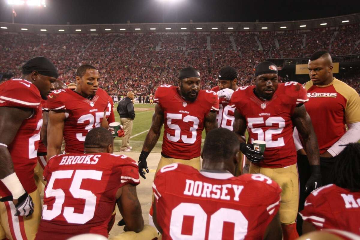 Not too long ago, the 49ers were the team to beat in the NFL. Click through the slideshow to see where the Jim Harbaugh-era 49ers are now.