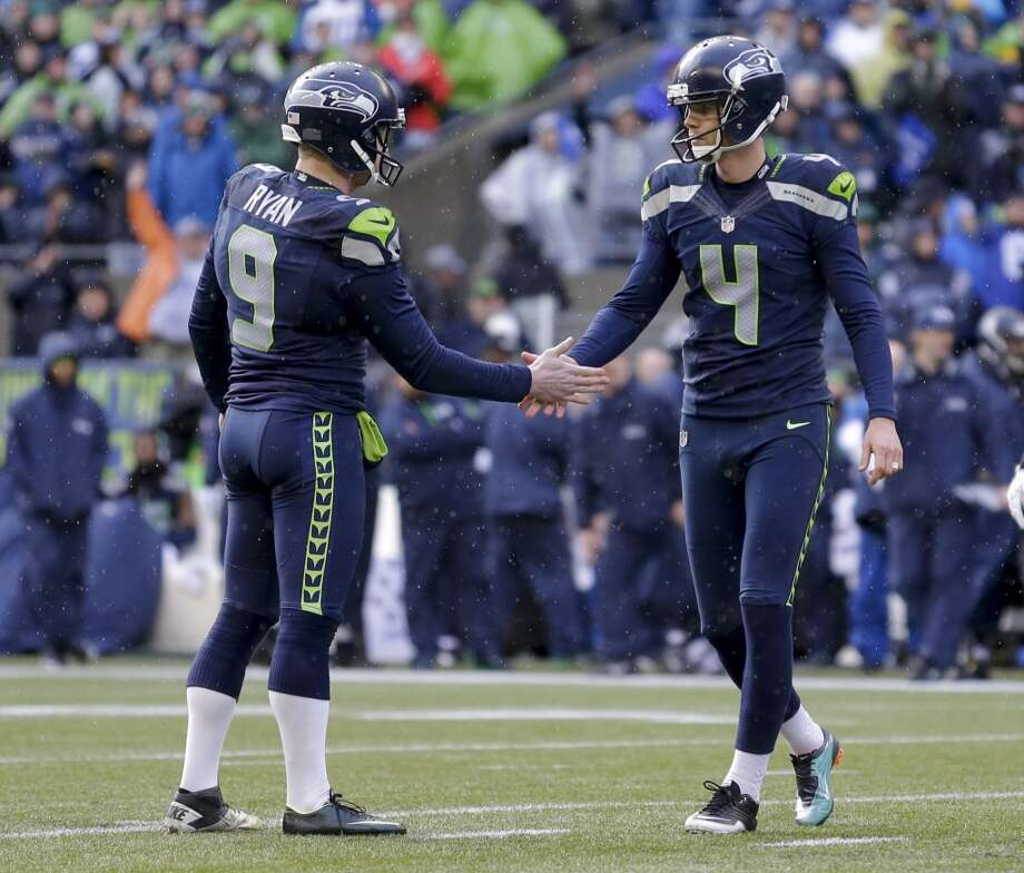 Special teams A close matchup like this Sunday's can often go down to special teams, and both the Seahawks and 49ers should feel fairly comfortable if that's the case. Both teams have solid kickers in Steven Hauschka (Seattle) and Phil Dawson (San Francisco). Hauschka holds a slight edge in field-goal percentage (94.3 to 88.9) and total points (143 to 140) for the season, while Dawson hit the longest attempt between the two when he connected from 56 yards out against Arizona in Week 17. Hauschka was significantly better on kickoffs, however, allowing returns on 45.7 percent of his kicks, whereas Dawson allowed returners to come out of the end zone 58.2 percent of the time. Niners punter Andy Lee is a boomer, averaging 48 yards per punt, while Seattle's Jon Ryan suffered somewhat of a down year statistically after averaging just 42.7. However, Ryan only allowed returns on 21 of his 74 punts for a total of 82 yards all the season. Against the 49ers, returners racked up 330 yards running back 38 of Lee's 79 kicks. That may have something to do with the coverage teams, where Seahawks corner Jeremy Lane proved to be an elite cover man, especially downing punts. Linebacker Michael Wilhoite excels on kickoffs for San Francisco.  LaMichael James is the best kick returner between the teams – especially without Harvin – but Seattle's Golden Tate proved to be excellent at taking back punts, averaging 11.5 yards on 51 throughout the season. Advantage: Seahawks Photo: Ted S. Warren, Associated Press