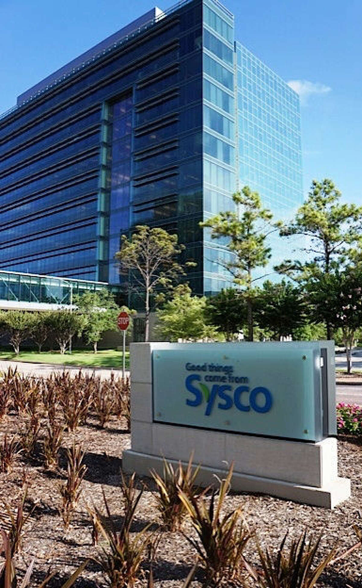 The $3.5 billion merger of food distribution giant Sysco and US Foods will be reviewed by regulators.