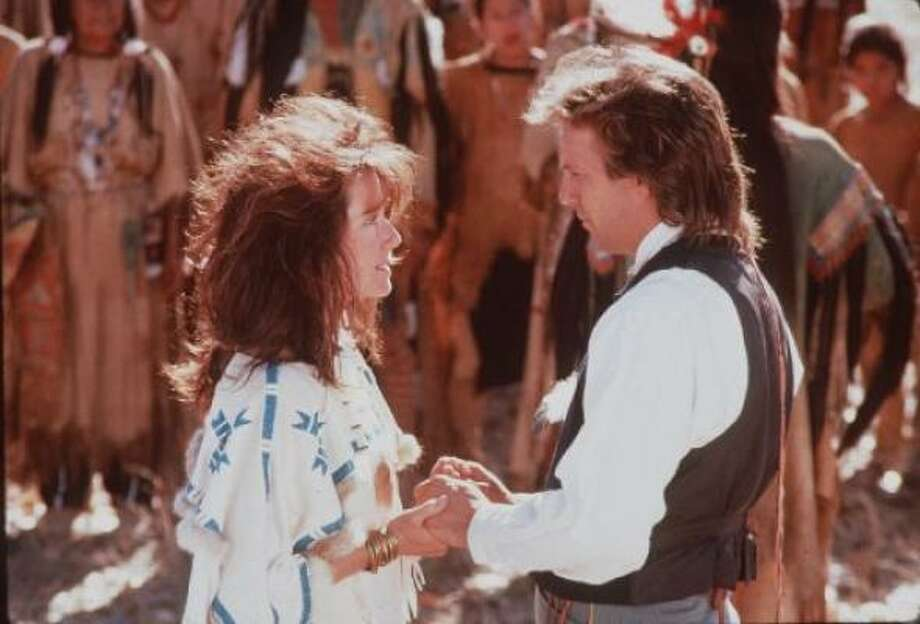 """""""Dances with Wolves"""" (1991)A soldier assigned to a frontier outpost slowly finds himself becoming immersed in the culture of a local American Indian tribe.Best PictureBest Director (Kevin Costner)Best Adapted ScreenplayBest CinematographyBest SoundBest EditingBest Original ScoreRelated: Full list of nominees for the 86th Academy Awards Photo: Handout"""