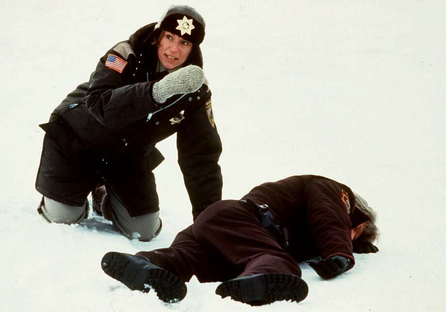 """Fargo"" (1997)A pregnant police officer investigates a small-town murder-for-hire in this quirky crime comedy.Best Actress (Frances McDormand)Best Original ScreenplayRelated: Full list of nominees for the 86th Academy Awards Photo: Gramercy Pictures, Associated Press / GRAMERCY PICTURES"