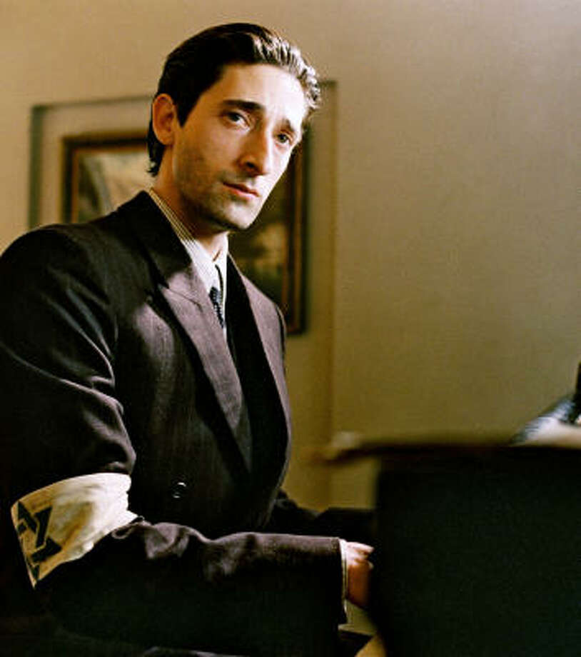 """The Pianist"" (2003)A classically-trained Jewish pianist fights to survive the Nazi destruction on his homeland.Best Director (Roman Polanski)Best Actor (Adrien Brody)Best Adapted ScreenplayRelated: Full list of nominees for the 86th Academy Awards Photo: Guy Ferrandis, Focus Features"