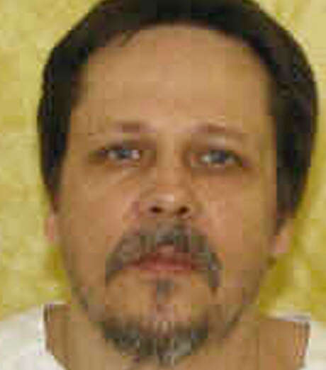 Dennis McGuire, 53, was executed for the 1989 rape and killing of a newlywed who was eight months pregnant. A federal judge ordered Ohio to photo- graph and preserve the execution drugs' packaging boxes and vials and the syringes that were used. / Ohio Department of Rehabilitatio