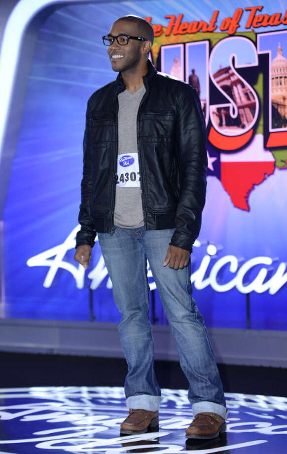 AMERICAN IDOL XIII: Austin Auditions: Contestant T.K. Hash auditions in front of the judges on AMERICAN IDOL XIII airing Thursday, Jan. 16 (8:00-10:00 PM ET/PT) on FOX. CR: Michael Becker / FOX. © 2014 FOX BROADCASTING. / 1