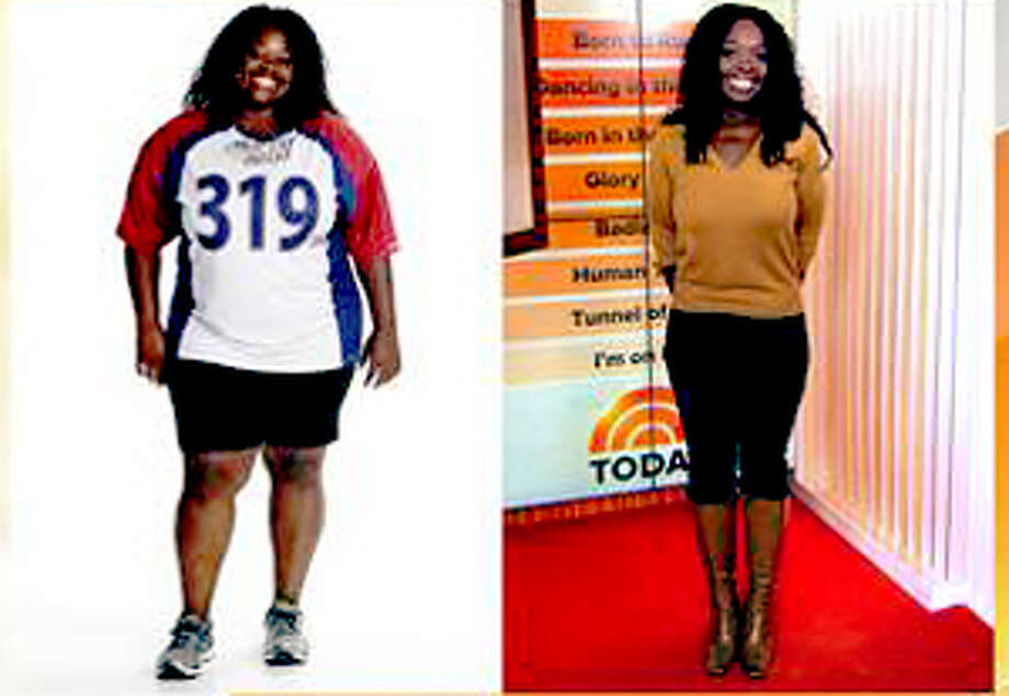 "Season 15 of the ""Biggest Loser"" is all about second chances. Clifton Park native Tumi Oguntala, seen here, started her weight-loss journey at 319 pounds and has since lost 166 pounds. It's your turn to get a second chance to get fit and healthy. Enter the Times Union Second Chance Giveaway now. The deadline to enter is Jan. 24, 2014. Photo: NBC"