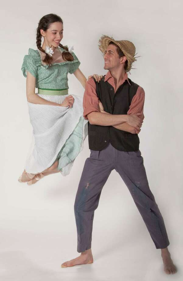 The story of Tom Sawyer will be presented as a ballet danced by the stateâÄôs professional ballet company, Connecticut Ballet, at The Ridgefield Playhouse on Saturday, Jan. 25. There will be two presentations, one at 11 a.m. and the second at 2 p.m. Photo: Contributed Photo/ Connecticut B, Contributed Photo / The News-Times Contributed
