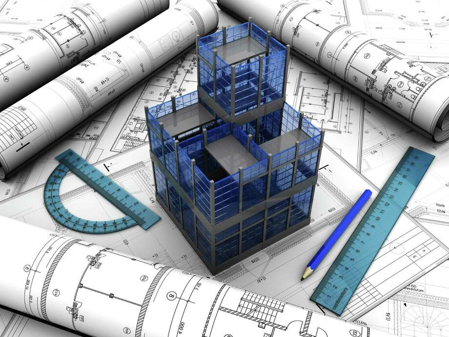 Engineers, scientists or architects first may provide technical details, specifications, calculations, materials to be used and safety information - all in a rough sketch or in written form for the drafter to translate into a drawing. / iStockphoto