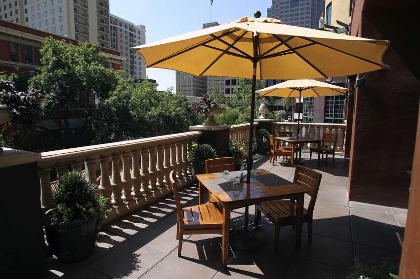 Citrus at Hotel ValenciaWhere: 150 E Houston St.