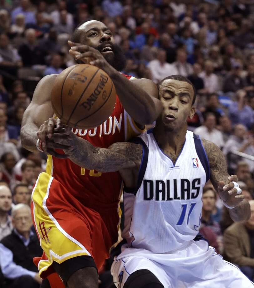 Nov. 20: Mavericks 123, Rockets 120 - Houston built an 18-point lead and Dwight Howard had an impressive output. But it was in vain. Dallas outscored the Rockets 36-19 in the fourth quarter, giving Houston another embarrassing performance in primetime. The Rockets went on to lose again to the Mavericks on Dec. 23, but in a much less excruciating fashion. Photo: LM Otero, Associated Press