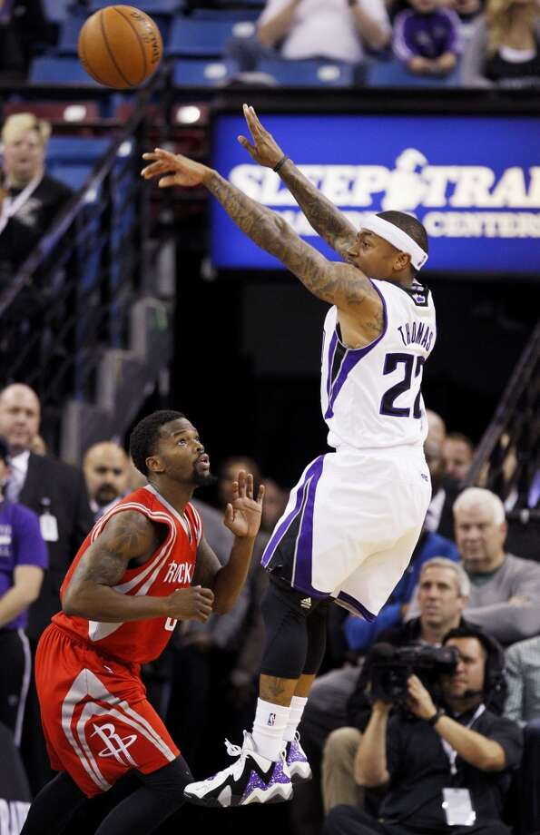 Dec. 15: Kings 106, Rockets 91 -Houston lacked intensity for the majority of this game. Rudy Gay scored 26 points to lead Sacramento to a blowout victory against a lackadaisical Rockets' team. Photo: Genevieve Ross, Associated Press