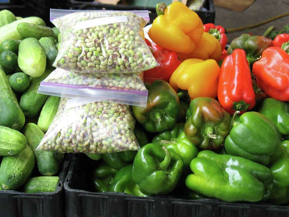 Nassau Bay Farmers MarketWhen:Saturdays from 10 a.m.-2 p.m.; Wednesdays 3-6 p.m. beginning March 9, 2016Where: Erma's Nutrition Center, 18045 Upper Bay Road in Nassau BayWho's there: Local growers and artisans peddling, among other things, pastured cuts of beef, organic soaps and growlers of kombucha.Website: facebook.com/Nassau-Bay-Farmers-Market-217094481767170/ Photo: Betty Luman, Staff / © 2012  Houston Chronicle