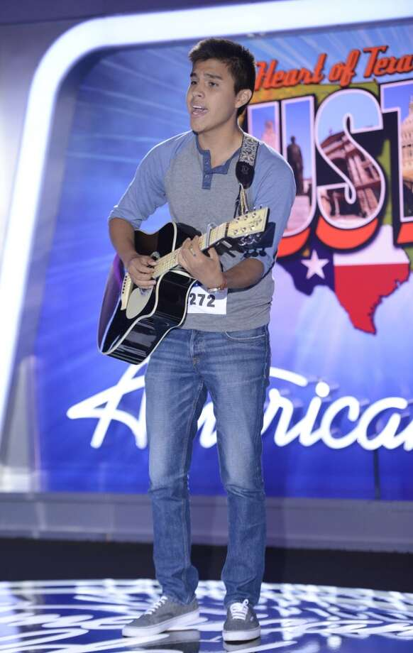 Steve Curd of S.A. gave his all at 'Idol' auditions and it paid off. Photo: Fox Broadcasting