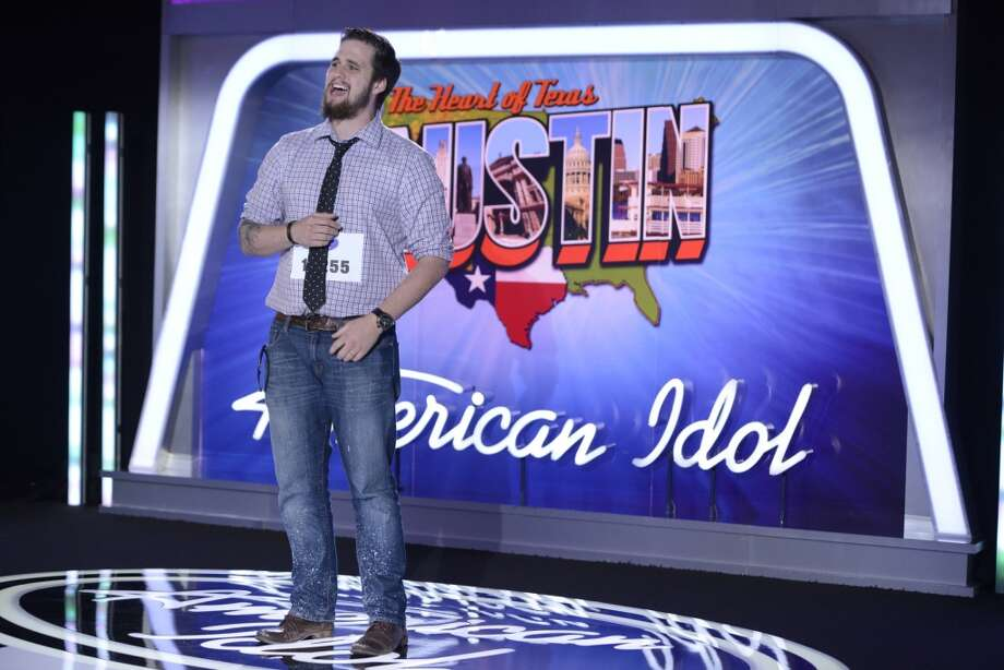 Ryan Clark made his hometown of San Marcos proud with his winning audition. Photo: FOX BROADCASTING.