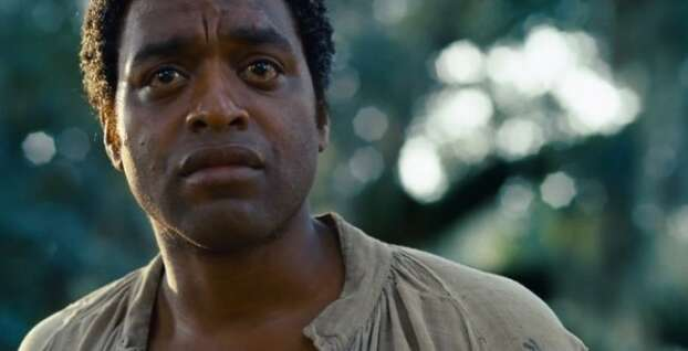 """12 Years a Slave""Where to watch: Amazon Instant VideoSynopsis: This film is based off the true story of a man who was kidnapped and sold into slavery.Won: Best Picture, Best Supporting Actress (Lupita Nyong'o), and Best Writing for an Adapted Screenplay"