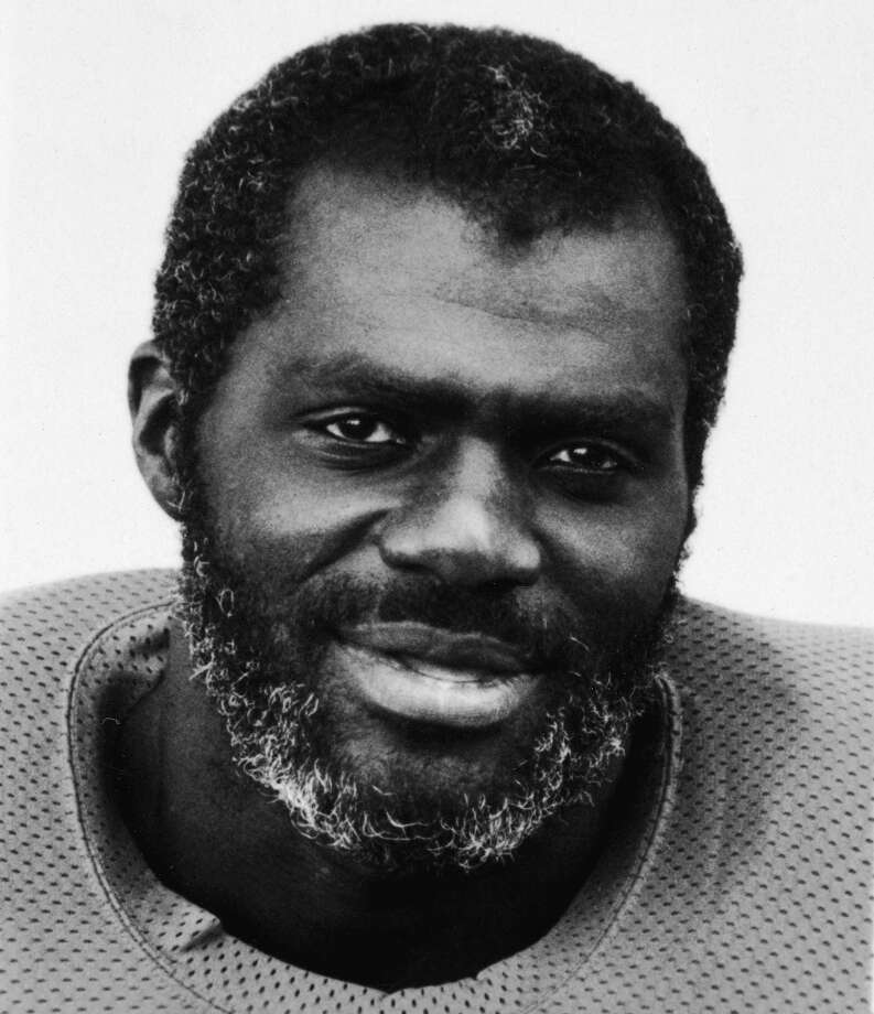 "Alan Page: Page was an All American defensive tackle at Notre Dame, and went on to anchor the ""Purple People Eaters"" defense with the Minntesota Vikings. (He detested the term.) He was the rare defensive player to be selected the NFL's Most Valuable Player.  Page was interested in politics from time as an undergraduate, when he memorably confronted Alabama's segregationist Gov. George Wallace on the Notre Dame campus. He graduated from the University of Minnesota Law School. And for the last decade, he has been Mr. Justice Page of the Minnesota State Supreme Court. Photo: B Bennett, Getty Images"